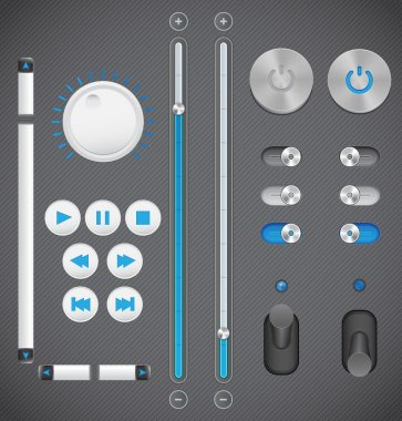 Graphic User Interface Set