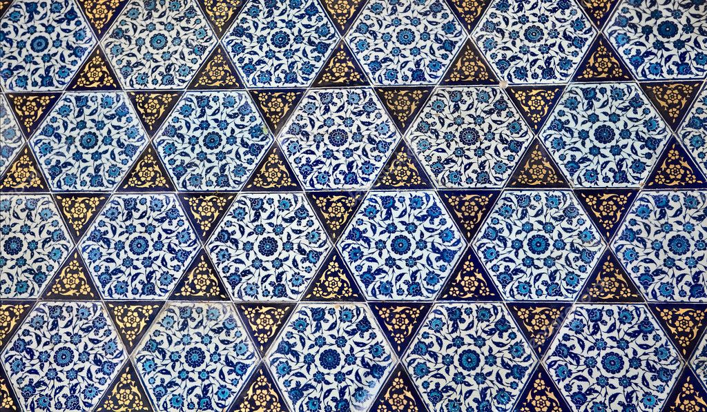 Turkish Pattern Wallpaper Stock Photo © Bezikus 60 Gorgeous Turkish Pattern