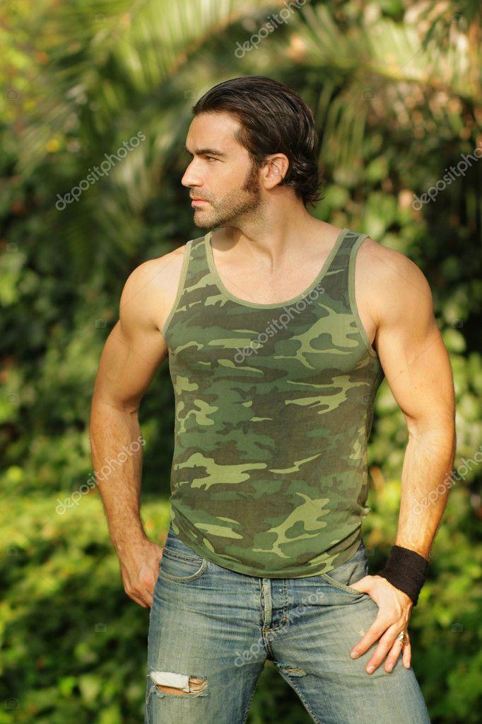 Outdoor guy