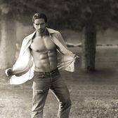 Fotografia Ritratto maschile classico