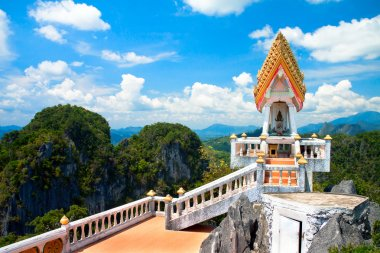 Wat Tham Seua (Tiger Cave), Krabi, Thailand