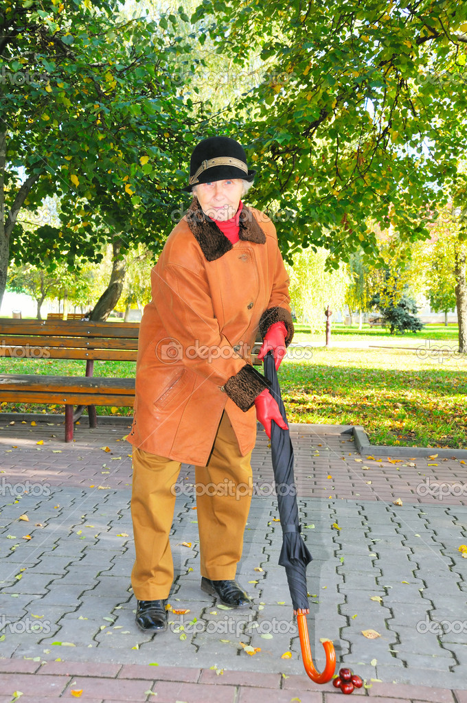 olderwoman roleplay