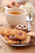 Fotografia biscotti assortiti
