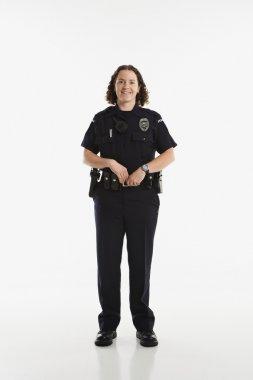 Policewoman.