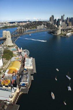 Sydney aerial, Australia.