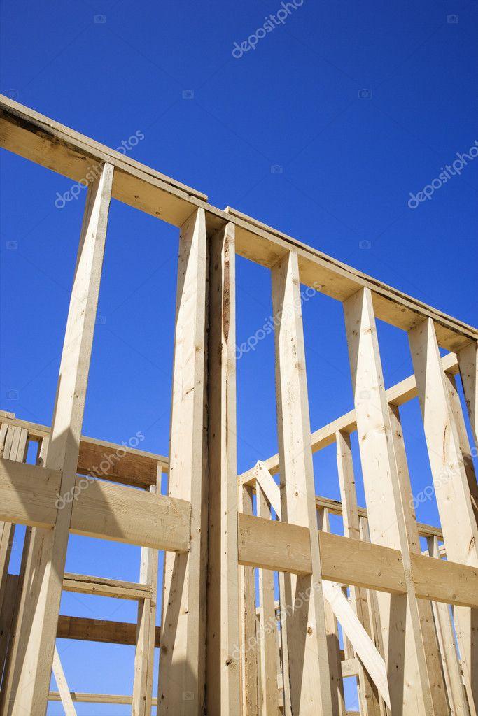 Konstruktions-Rahmen — Stockfoto © iofoto #9277151