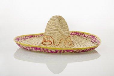 Mexican sombrero hat.