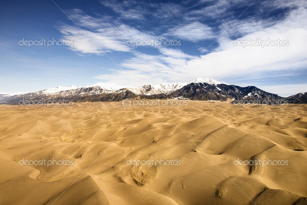 Great Sand Dunes NP, Colorado.