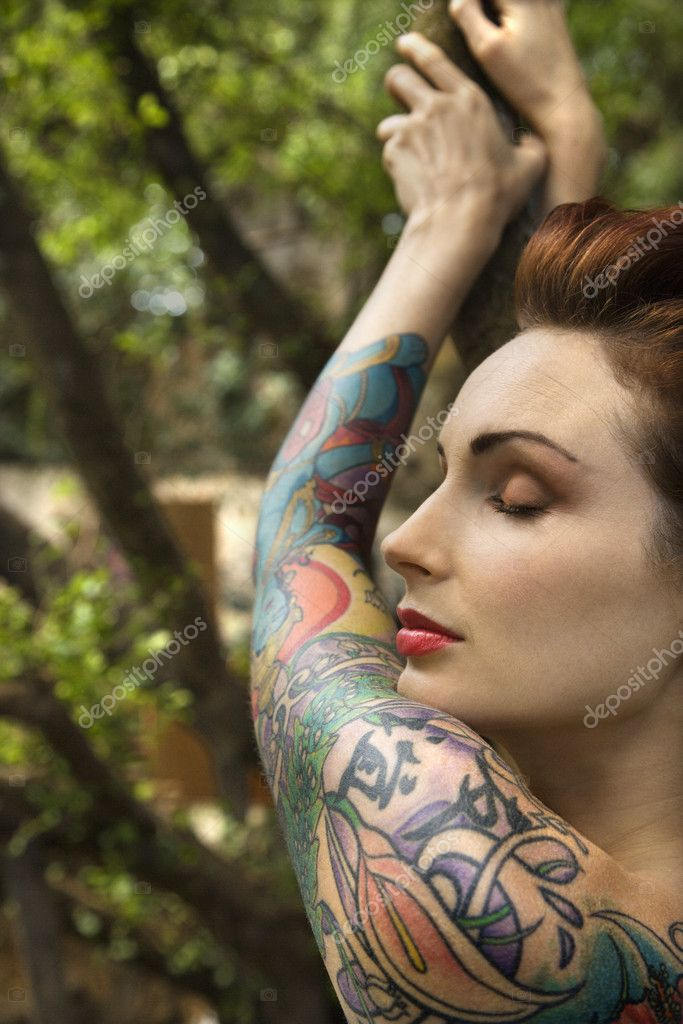 Ukraine Blogs Hots: tattooed nudes
