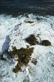 sziklák az óceán