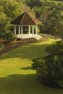 Gazebo in Park