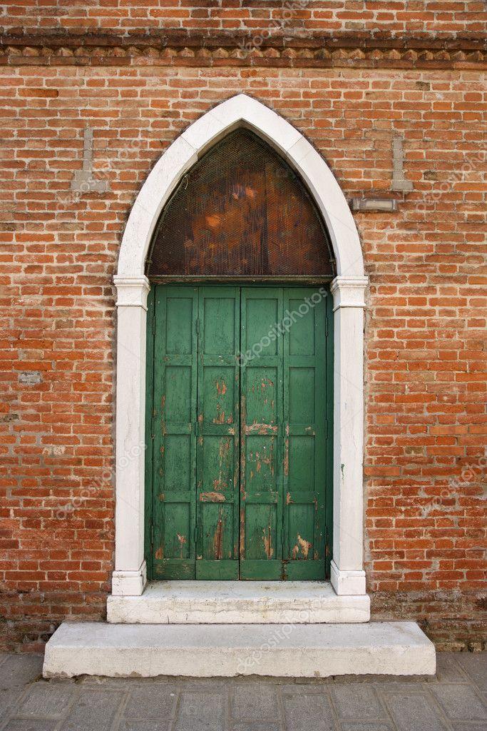 Porta ad arco a venezia foto stock iofoto 9496924 - Porta ad arco ...