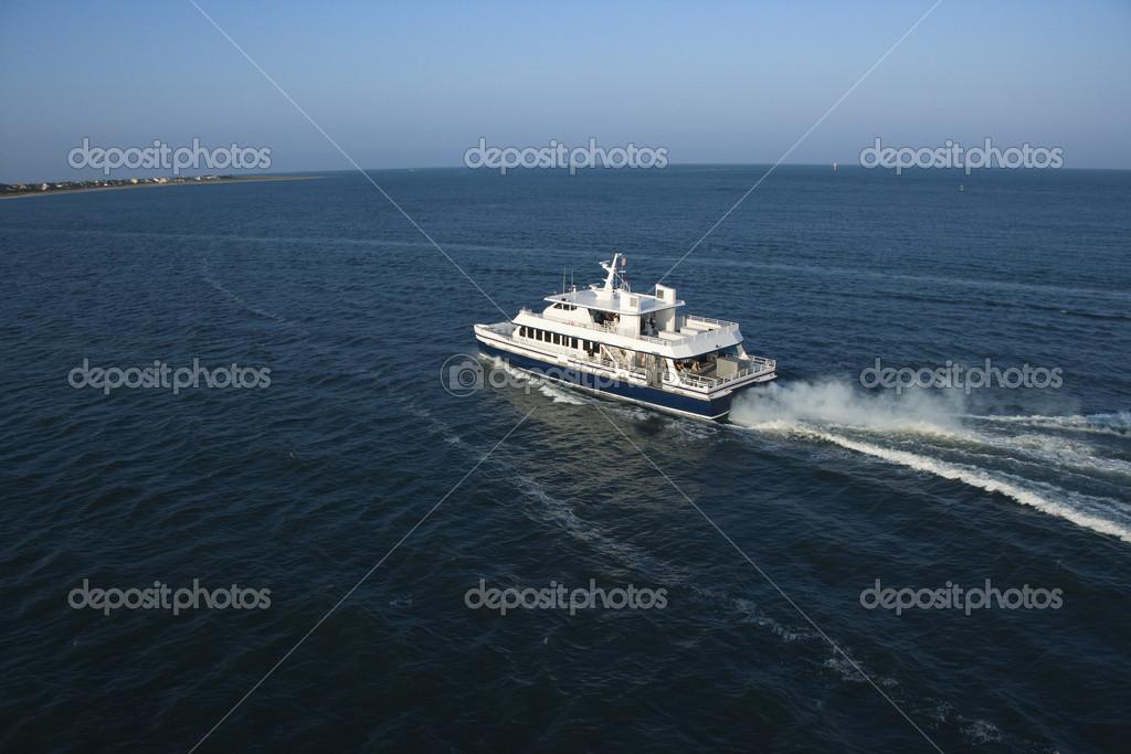 Ferry boat.