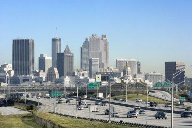 Traffic on Multi-Lane Freeway