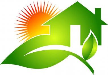 Leaf home logo