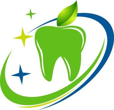 Dental herbal logo