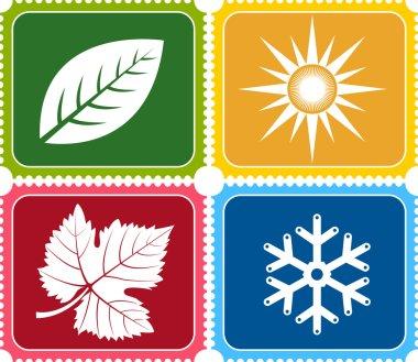 Four weather logo
