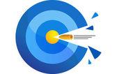 Přesnost cíl kulka