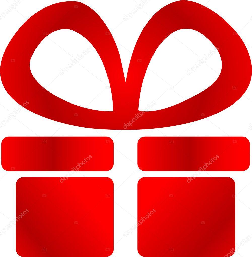подарунок логотип стоковий вектор 169 magagraphics 9856457