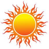 Fotografia logo del sole
