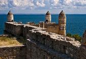 alte türkische Festung.