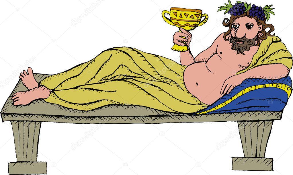 Веселые картинки греков и римлян