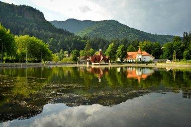 Lake Ciucas