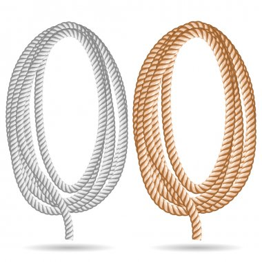 Illustration of a rope