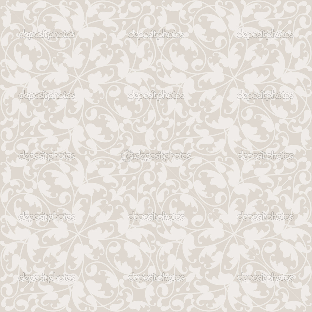 Victorian style seamless wallpaper Vector Image #85892 - RFclipart