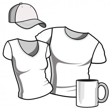 T-shirt men and women.