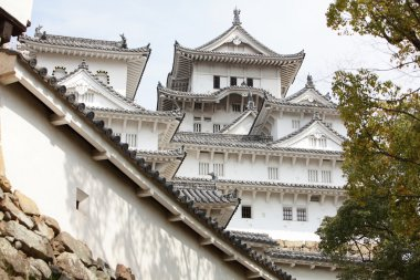 Details of Structure of the Japan Castle