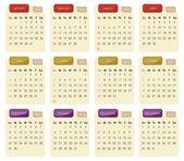 Fényképek naptár 2013