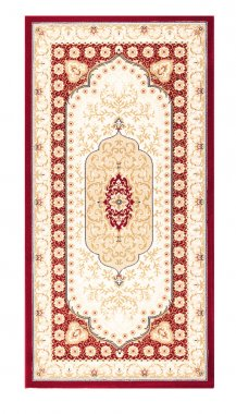 Carpet frame art retro vintage persian design