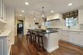 Kuchyň v luxusní dům