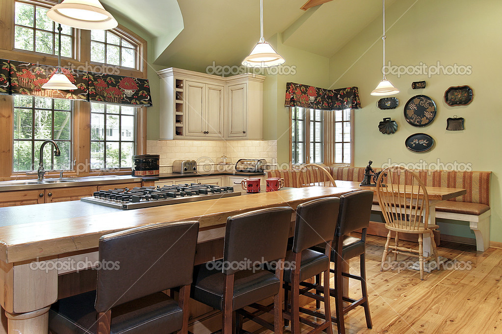 Cucina moderna — Foto Stock © lmphot #8727683