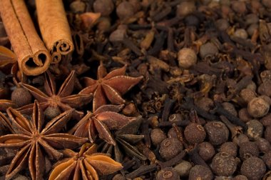 Background of spices