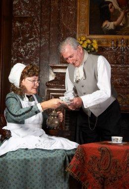 Victorian tea time