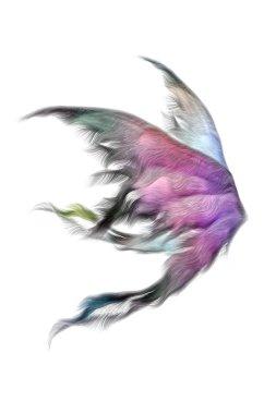 Fluffy wings