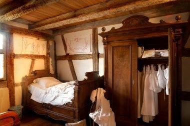 19th century bedroom