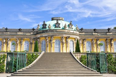 Sanssouci Palace - Potsdam (Germany)
