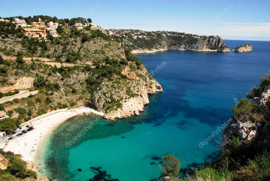 Wybrze a morza r dziemnego alicante w hiszpanii zdj cie stockowe naticastillog 9009556 - Stock uno alicante ...