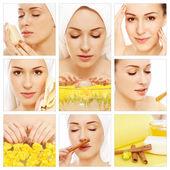 Fotografie Hygiene and skin care