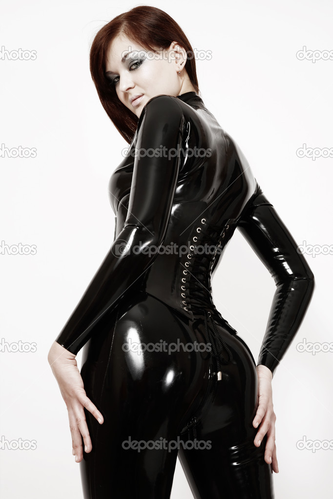 That latex designs by donna was and