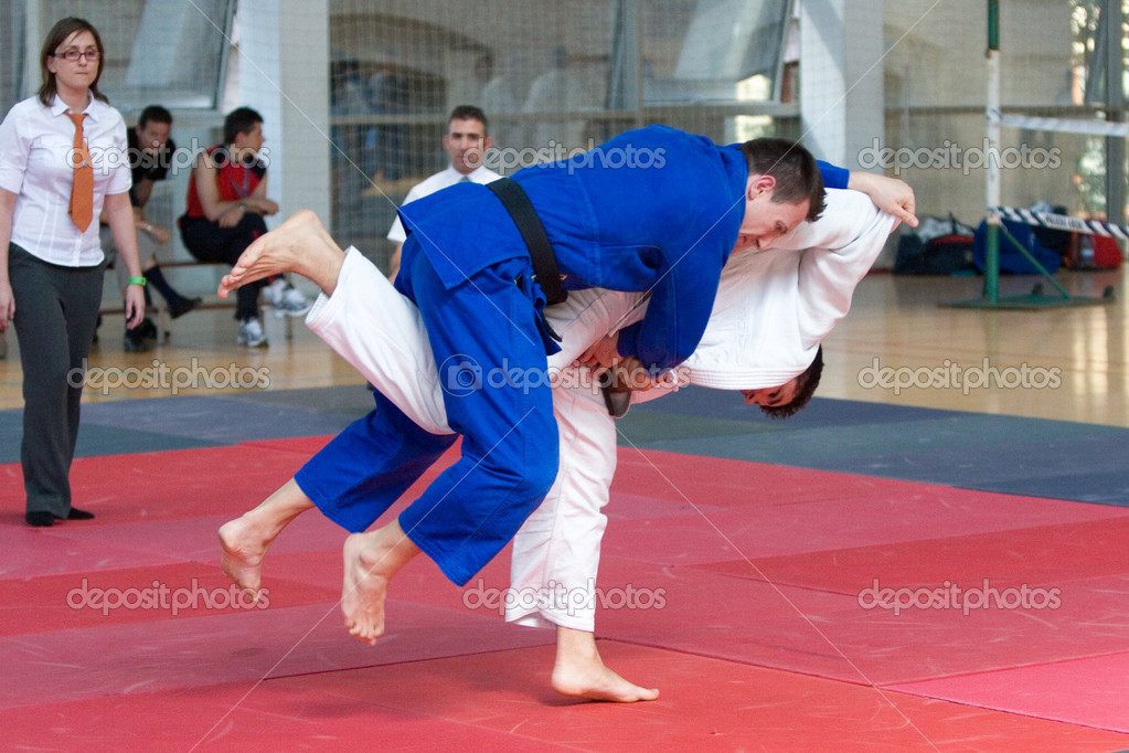Judo Competition