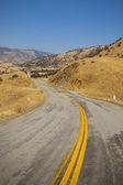 vecchia strada in california