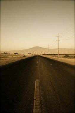 Open Highway Road