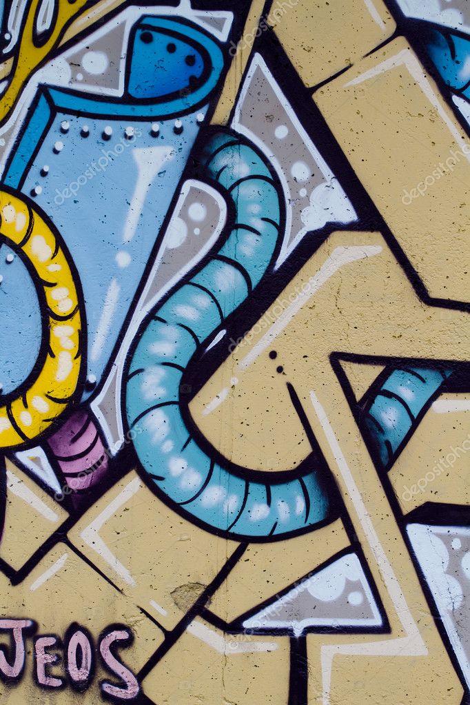 Top Een Serie Graffiti Tekeningen Maken – Tandem K &IF76