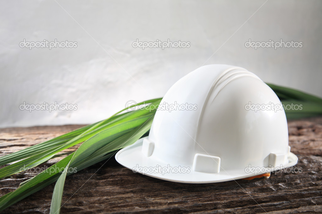 Environmental friendly industrial safety concept