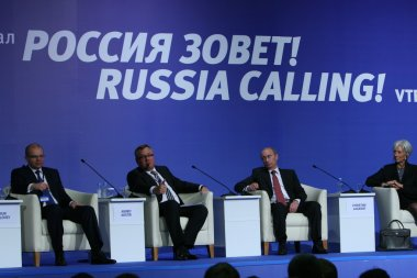 Investment Forum of VTB Capital RUSSIA CALLING