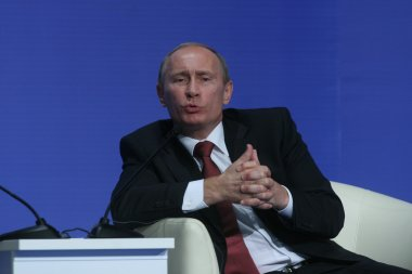 Vladimir Putin, Prime Minister of the Russian Federation